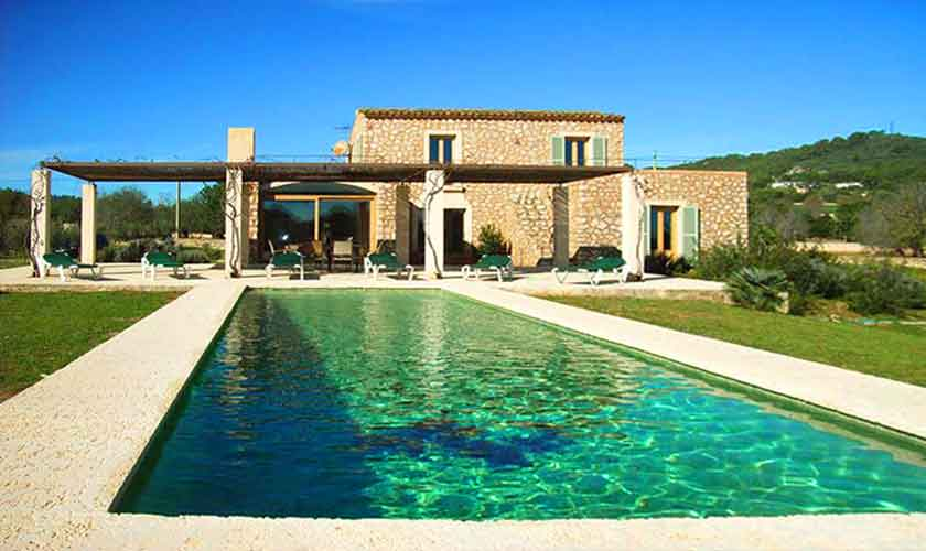 Pool und Finca Mallorca Ostküste PM 5944