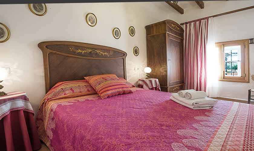 Schlafzimmer Finca Mallorca 10 Personen PM 6012