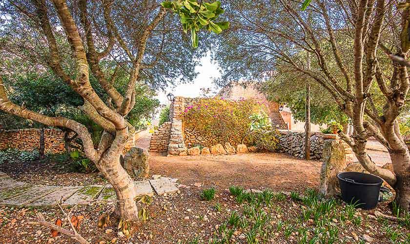 Garten Finca Mallorca 10 Personen PM 6012
