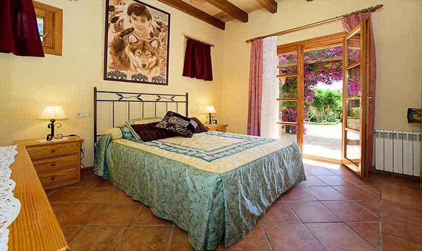 Schlafzimmer Finca Mallorca 8 Personen PM 6013