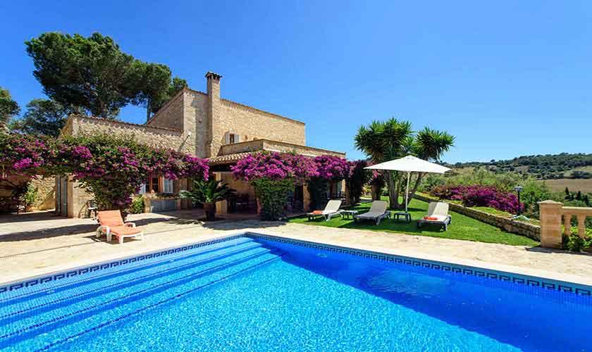 Pool und Finca Mallorca 8 Personen PM 6013