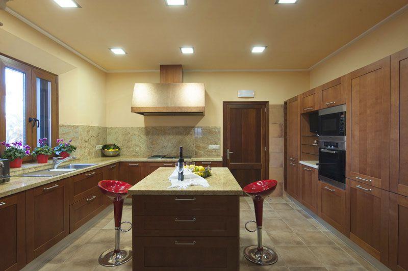 Küche Finca Mallorca PM 6015 für 12 Personen