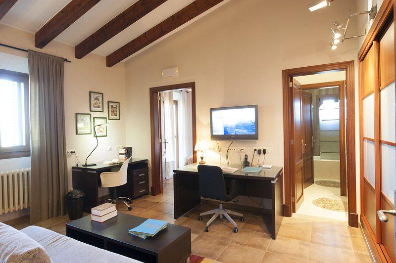 Schlafzimmer 4b Finca Mallorca PM 6015 für 12 Personen