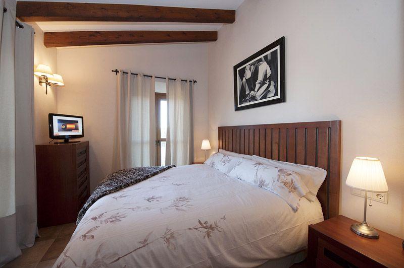Schlafzimmer 4 Finca Mallorca PM 6015 für 12 Personen