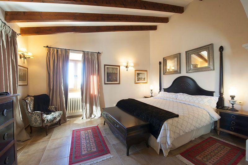 Schlafzimmer 5 Finca Mallorca PM 6015 für 12 Personen