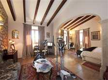 Schlafzimmer 5b Finca Mallorca PM 6015 für 12 Personen