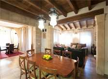 Wohnraum Finca Mallorca PM 6015 für 12 Personen
