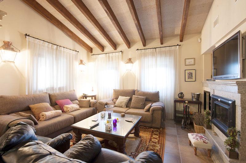 Wohnraum 4 Finca Mallorca PM 6015 für 12 Personen