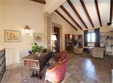 Wohnraum 5 Finca Mallorca PM 6015 für 12 Personen