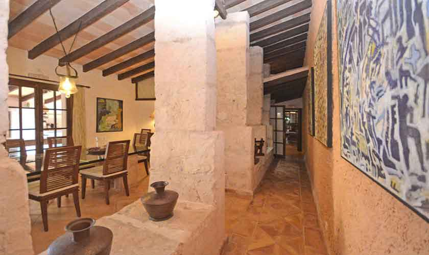 Wohnraum Finca Mallorca Osten PM 6020