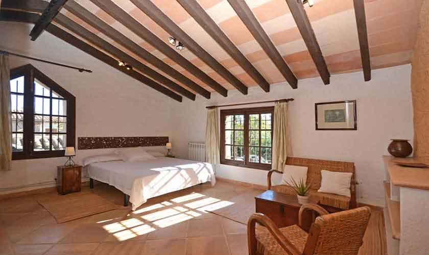 Schlafzimmer Finca Mallorca 10-14 Personen PM 6020