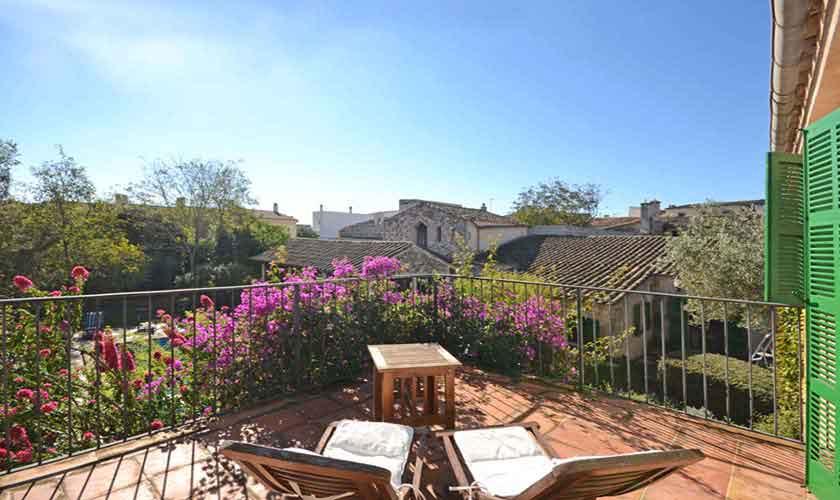 Terrasse Finca Mallorca 10-14 Personen PM 6020