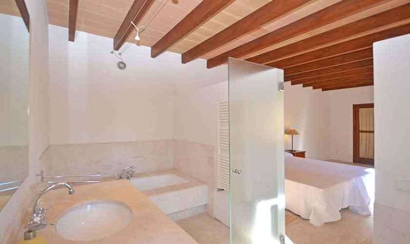 Badezimmer Finca Mallorca Osten PM 6020