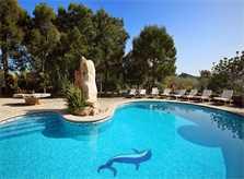 Pool der Finca Mallorca Südosten PM a6055