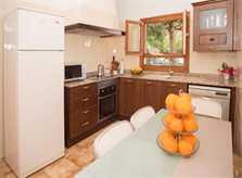 Küche Ferienfinca Mallorca Südosten PM 6065 für 8 Personen