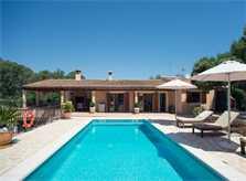 Pool und Ferienhaus Mallorca Südosten PM 6065 für 8 Personen