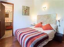 Schlafzimmer 3 Ferienfinca Mallorca Südosten PM 6065 für 8 Personen
