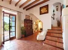 Eingangshalle Ferienfinca Mallorca Südosten PM 6074 für 10 - 11 Personen