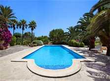 Pool Finca Mallorca Südosten mit Tennisplatz PM 6074