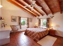 Schlafzimmer 2 Finca Mallorca Südosten mit Pool PM  6074