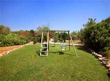Spielplatz 2 Finca Mallorca Südosten mit Pool und Tennisplatz PM 6074