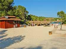 Strand nahe Ferienhaus Mallorca PM 6090
