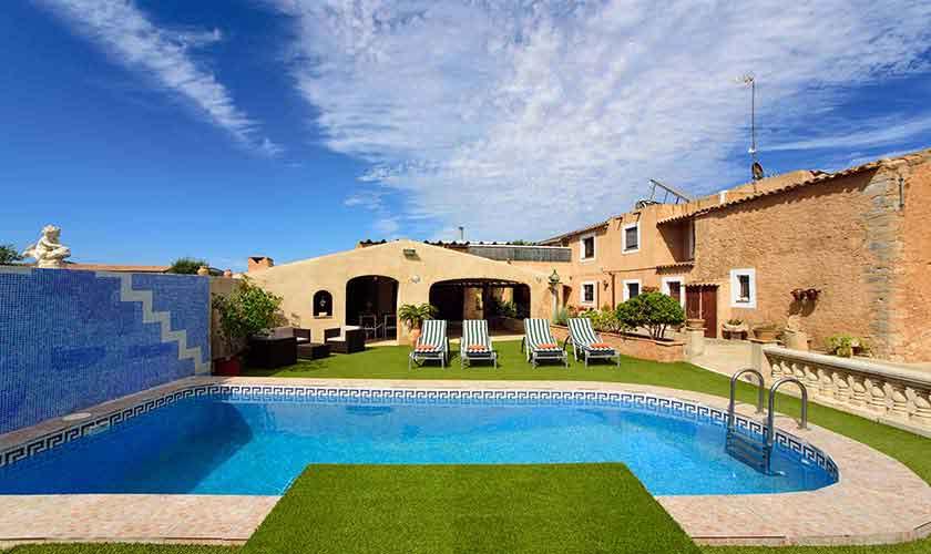 Pool und Finca Mallorca PM 6098