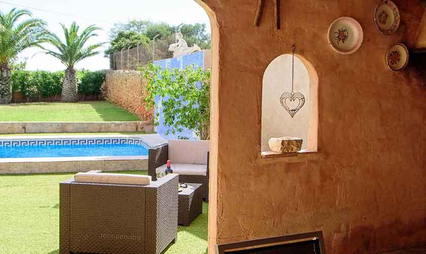 Terrasse Poolfinca Mallorca PM 6098