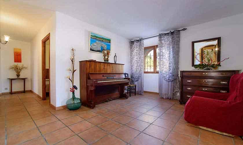 Wohnraum Poolfinca Mallorca PM 6098