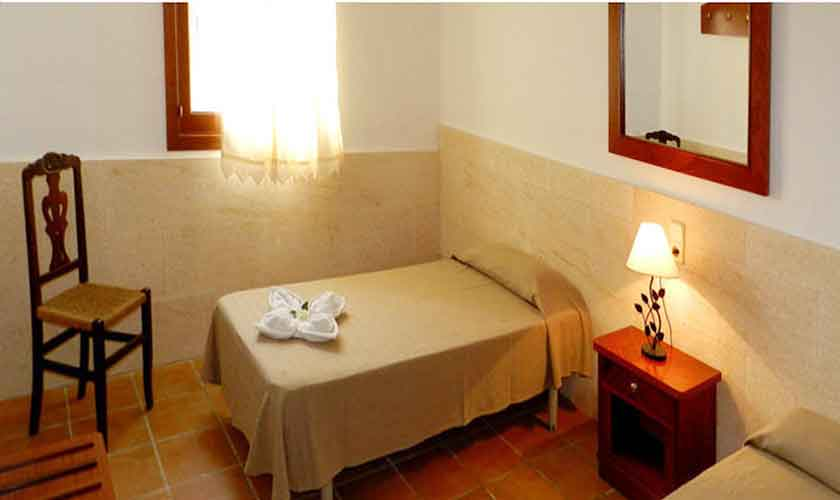 Schlafzimmer Poolfinca Mallorca PM 6098