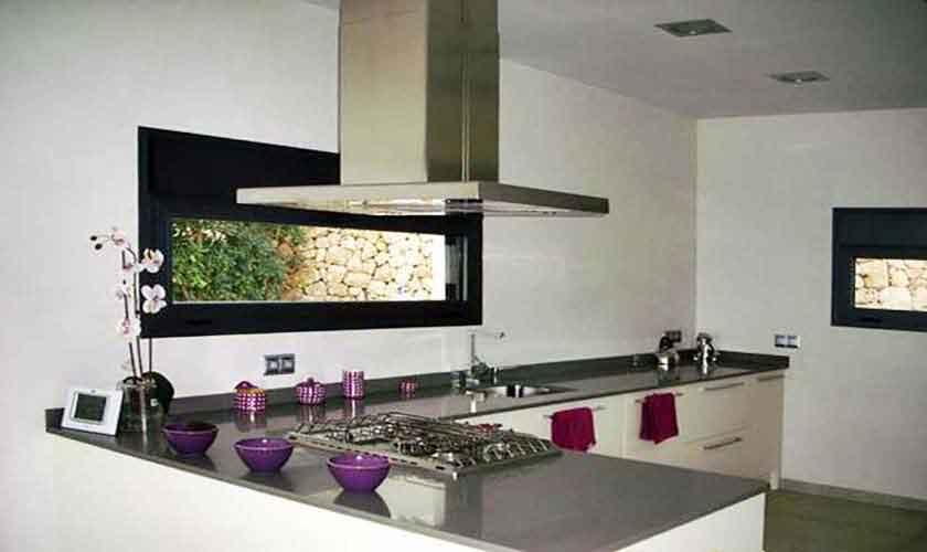 Küche Ferienvilla Mallorca PM 6250