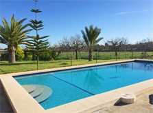 Pool der Finca Mallorca Ostküste PM 6343 für 6 - 7 Personen