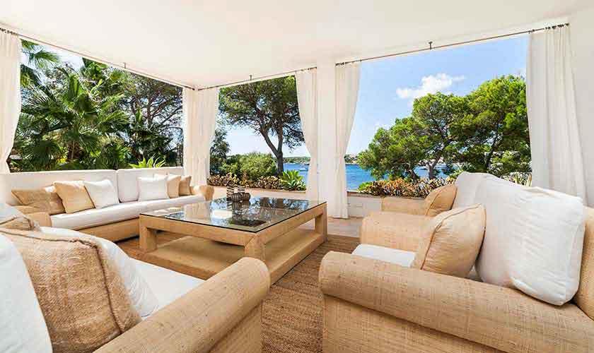 Lounge Terrasse Villa Mallorca 10 Personen PM 6510