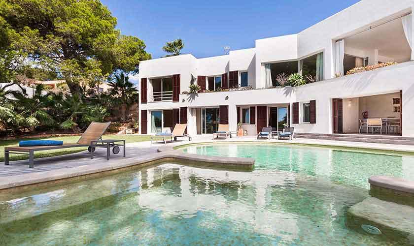 Pool und Villa Mallorca 10 Personen PM 6510