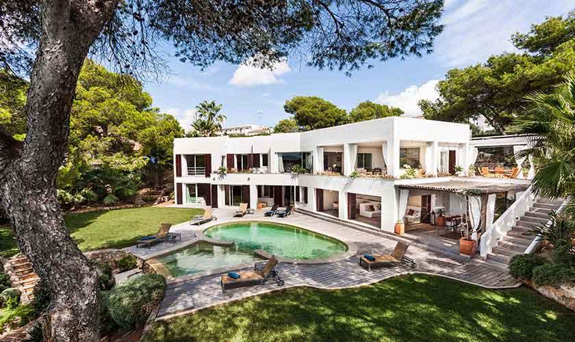 Pool und Villa am Meer Mallorca PM 6510