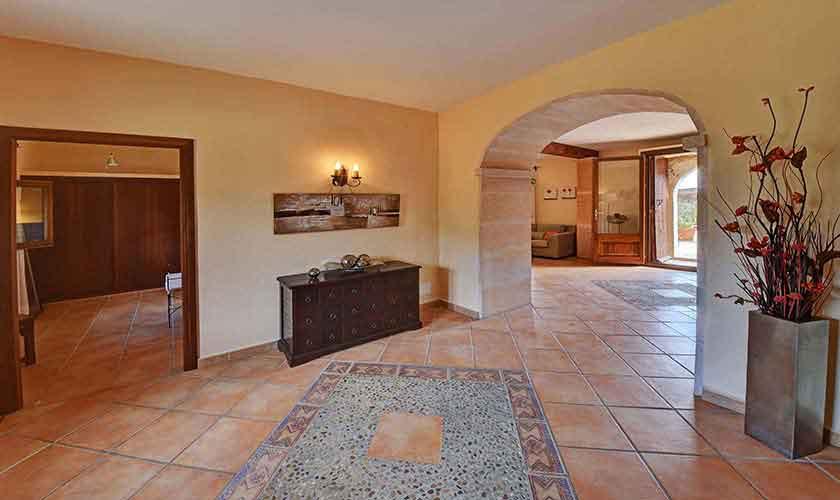 Wohnraum Finca Mallorca 8 Personen PM 6564