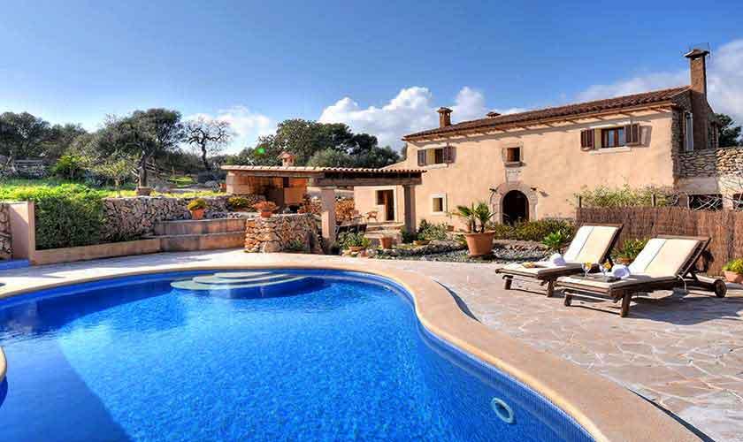 Pool und Finca Mallorca 8 Personen PM 6564