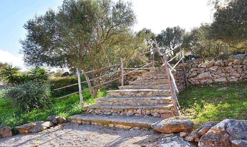 Garten Finca Mallorca 8 Personen PM 6564