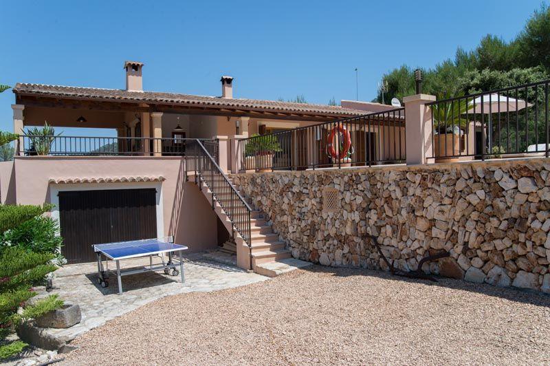 Tischtennis Ferienhaus Mallorca Südosten PM 6065 für 8 Personen
