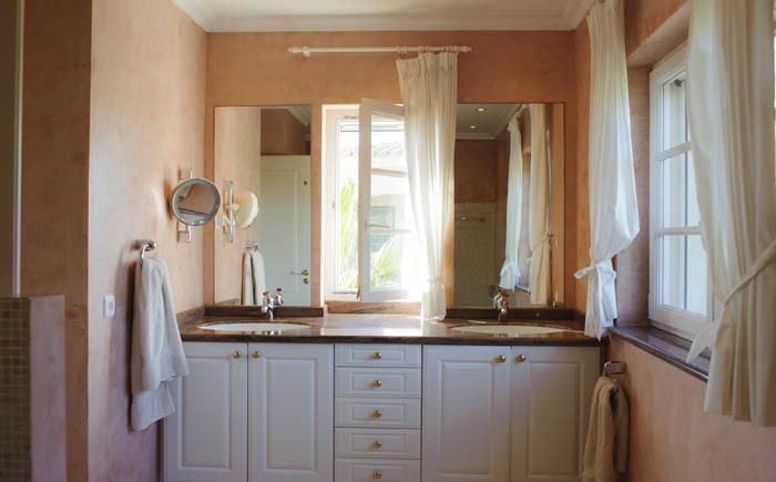 2. Badezimmer Ferienhaus mit Meerblick und Pool PM 6575 Mallorca Südosten