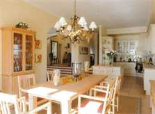 Küche Ferienhaus Mallorca Pool Meerblick PM 6575