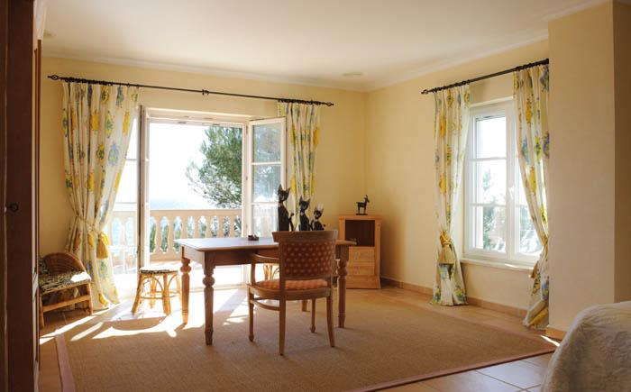 4b Schlafzimmer Ferienhaus Meerblick Pool PM 6575 Mallorca Südosten