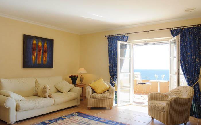 Wohnraum 3 Ferienhaus Mallorca Pool Meerblick PM 6575