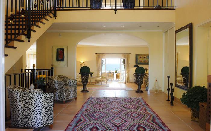 Wohnraum 2 Ferienhaus Mallorca Pool Meerblick PM 6575