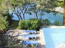 Pool und Meerblick Ferienhaus Mallorca Südosten 8 Personen PM 6576