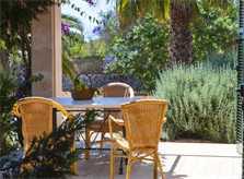 Garten Ferienfinca PM 6579 Mallorca Südosten