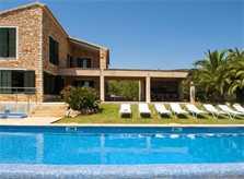 Pool und Ferienfinca PM 6579 Mallorca Südosten für 10 Personen