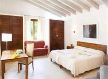 Schlafzimmer Finca Mallorca mit Pool PM 6579 für 10 Personen