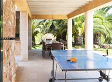 Terrasse  2 Ferienvilla Mallorca PM 6579 für 10 Personen