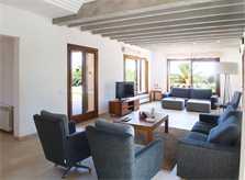 Wohnraum 2 Finca Mallorca mit Pool PM 6579 für 10 Personen